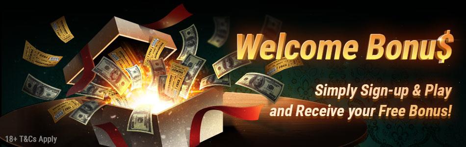 Бонусы за игру на ПокерОК
