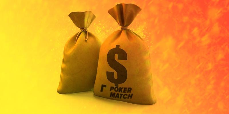 Операции с деньгами в руме PokerMatch